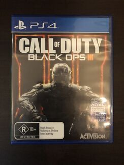 Call of Duty Black Ops III PS4 St Kilda Port Phillip Preview
