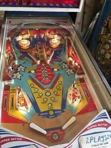 Pinball machines wanted top dollar