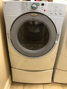 Whirlpool Washer & Dryer Unit stackable
