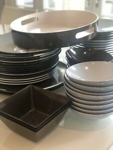 Plates! Outdoor sets
