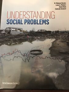 Understanding social problems- fifth edition
