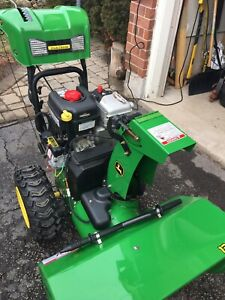 John Deere Snowblower 1330se