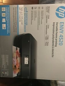 Printer with lots of unopened ink cartridges