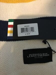 Hudson Bay Cotton Luxe Blanket