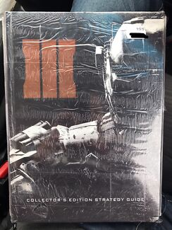 Call Of Duty Black Ops III Collector's Edition Strategy Guide Narre Warren Casey Area Preview