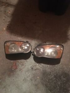 Subaru headlights