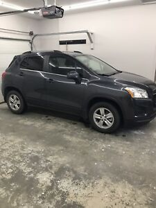 Chevrolet Trax- LOW KMS