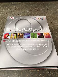 Book - picture encyclopedia by DK