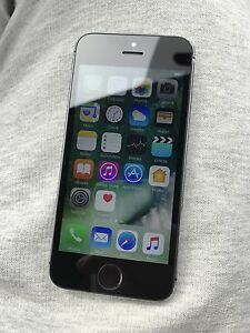 Apple iPhone 5S 16GB Fido Space Gray