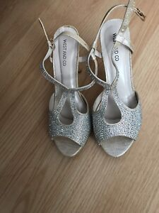 Prom or wedding shoes