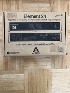Apogee Element 24 (Brand New)