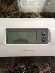 Thermostat New Honeywell Fully Programable