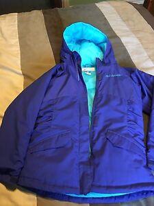 Columbia fall coat