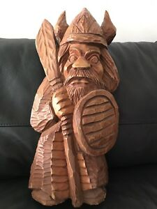 hand made Wooden soldier ford .