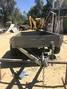 2 TONNE TANDEM AXLE TRAILER Wattle Grove Kalamunda Area Preview