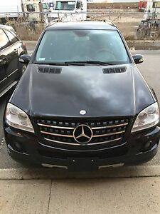 2008 Mercedes Benz ML320cdi certified and etested