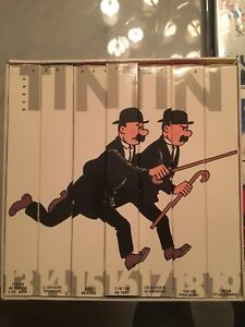 Tintin collection en VHS et autres films