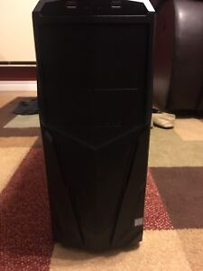 Xigmatek Mach2 Gaming Tower+ Mouse and keyboard