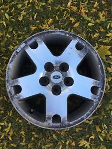 "4 mags 16"" OEM FORD ESCAPE (5x114.3)"