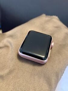 Loved Apple Watch 2 (38mm) with brand new band