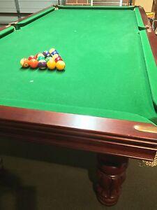 Billiard table 8 x 4  Allcock  professional Werribee Wyndham Area Preview