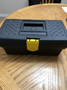 Small Stanley Tool Box