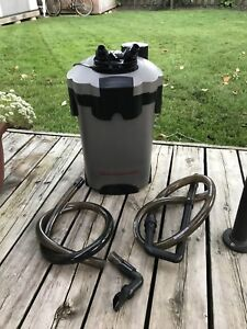 Marineland c530 Canister Filter Aquarium