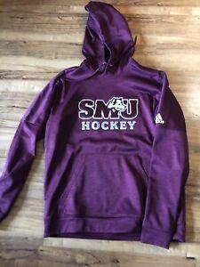 Brand new large Adidas Saint Mary's SMU hockey hoodie