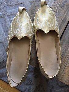 Men's Punjabi juthi slip on shoes