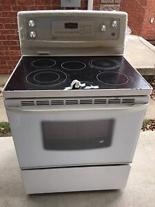 Used glass top oven for sale! Works great