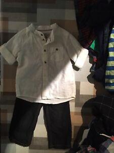 Vêtements garçon 12mois à 3ans