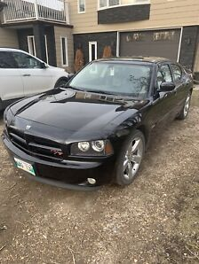2009 Dodge Charger R/T track package