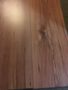 7 boxes of new 8mm Swiss Kronos laminate - Sacramento pine