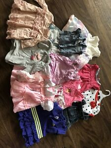 3-6 mo the baby clothes brand new condition