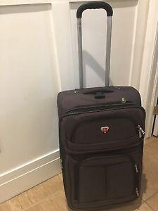 "Swiss Gear 27"" luggage"