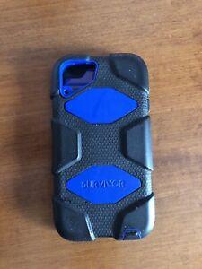 iPod touch case SURVIVOR