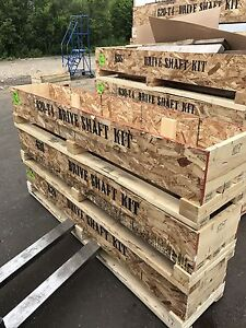 Wooden Crates for Free