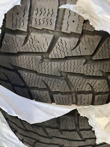 """18"""" winter rims and tires  like nee"""