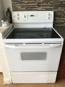 Used Kenmore Stove - White