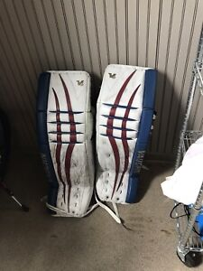 Goalie gear all top of the line