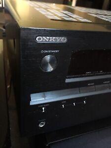 Onkyo AV receiver Audio Amplifier HDMI Perth Perth City Area Preview