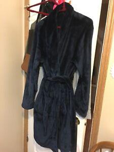 Super plush housecoat