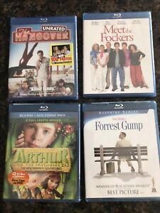 Brand New movies dvds blue ray