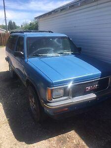 1993 GMC Blazer