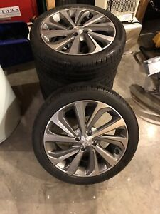 BRAND NEW 17 inch rims, tires not INCLUDED.