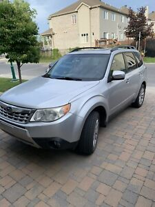 Subaru Forester 2011 touring
