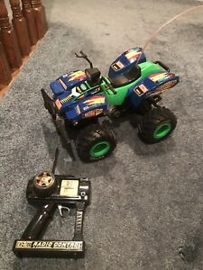 Remote control ATV car