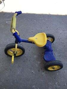 Supercycle tricycle