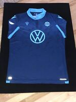 Chance to win signed Wanderers Jersey!