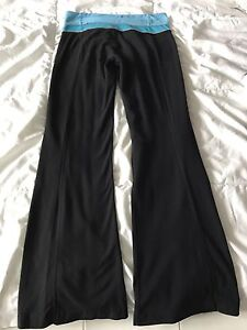 Ladies Lululemon Groove Pants